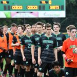 Arundel Boys Varsity Soccer vs Severna Park 9/12/18