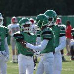 2018-09-28 Junior Varsity Football vs Glen Burnie