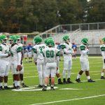 2018-10-26 Junior Varsity Football vs. Old Mill