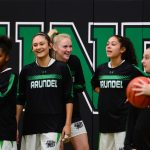 Arundel Girls JV Basketball vs Glenelg 12/19/2018