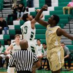 Arundel Boys JV Basketball vs Meade 1/15/2019