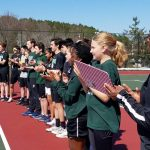 Arundel Tennis wins again defeats Meade 8-1