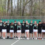 Arundel Tennis looks strong defeats Annapolis 7-2