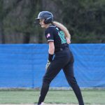 Girls Varsity Softball loses lead early in Defeat