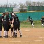 Girls Varsity Softball bats stay quiet in 13-0 loss to Chesapeake
