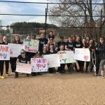 Girls Junior Varsity Softball beats Meade 27 – 6