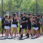 Arundel Varsity Tennis routs Northeast 9-0