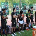 Arundel Varsity Tennis falls to Severna Park 8 – 1