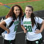Arundel Girls JV Lacrosse vs Old Mill (2 of 2)