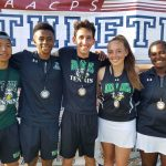 Arundel Tennis places in County Championships!