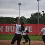 Varsity Softball (playoffs rd 2)