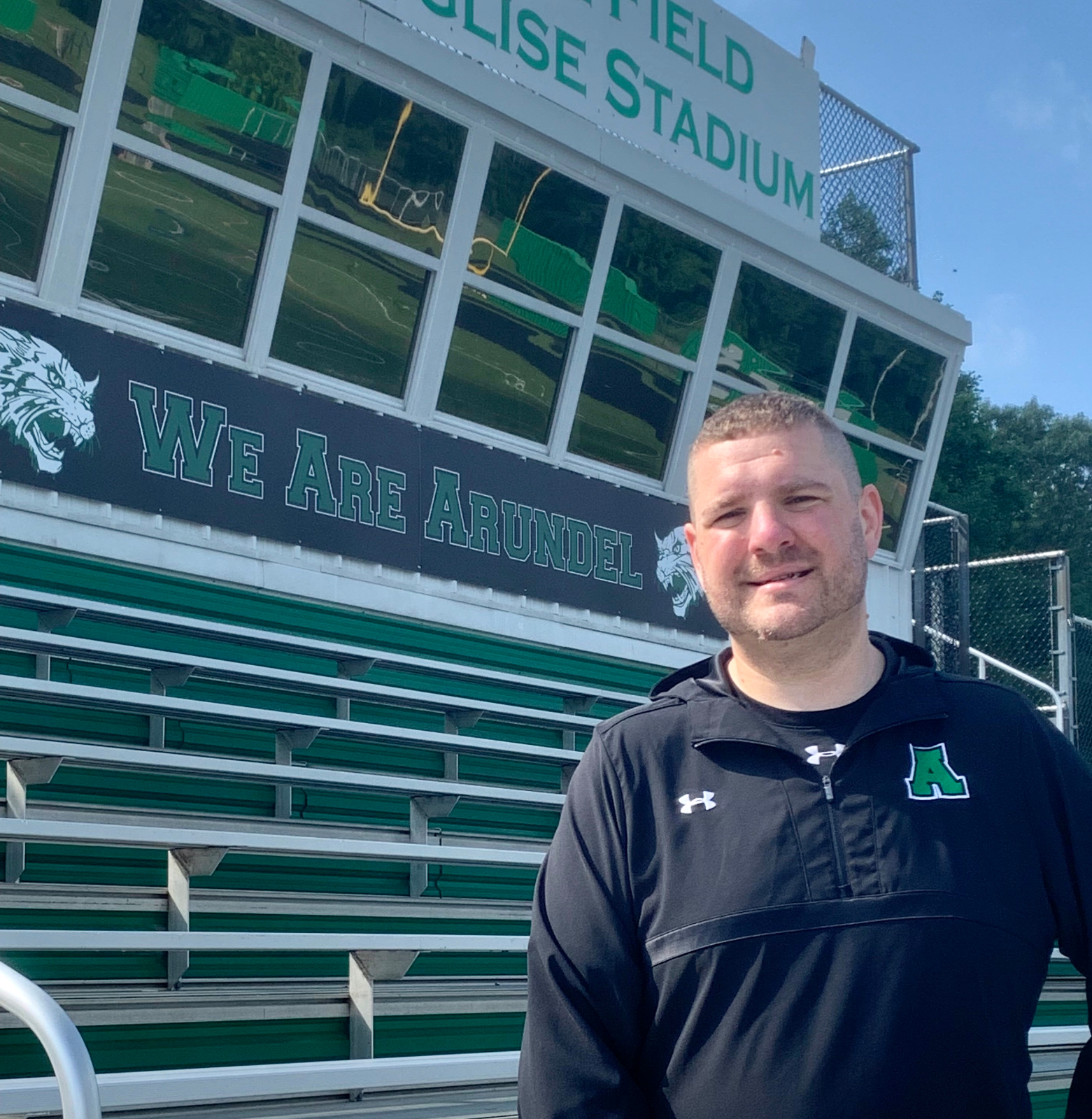 Arundel High School Names Ryan Woods as New Athletic Director