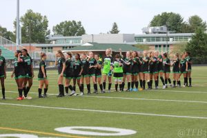 Arundel Girls Varsity Soccer vs. Meade 9-12-19