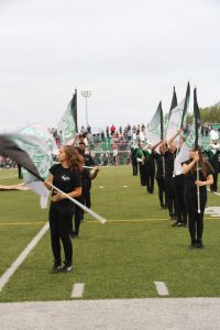 Arundel Varsity Football vs. Severna Park Marching Band 9-13-19