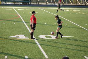 Girls Varsity Soccer vs Meade 9-12-19