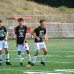 8/22 JV Boys Soccer Scrimmage vs. Centennial