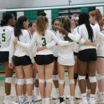 Arundel Varsity Volleyball Tournament Game 1 vs. AACS 9-21-19