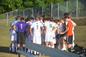 9/17 JV Boys Soccer vs. North County HS