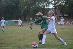 9/24 JV Girls Soccer vs. Chesapeake