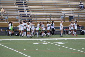 Varsity Girls Soccer vs Severna Park 9-26-19