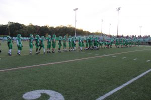 Arundel Football vs. South River Homecoming 9-27-19