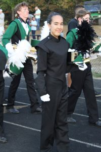 Arundel Football vs. South River Homecoming Marching Band 9-27-19