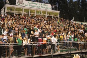Arundel Football vs. South River Homecoming Jungle Crowd 9-27-19