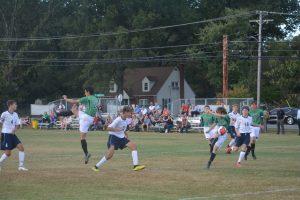 9/24 JV Boys Soccer vs. Chesapeake