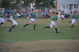 10/1 JV Boys Soccer vs. Old Mill