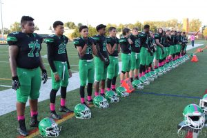 Arundel Football vs. Old Mill 10-11-19