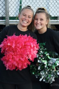 Arundel Football vs. Old Mill Cheerleaders 10-11-19