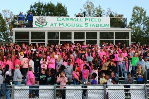 Arundel Football vs. Old Mill Crowd Pink Out 10-11-19