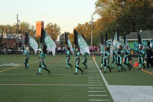 Arundel Football vs. Old Mill Marching Band 10-11-19