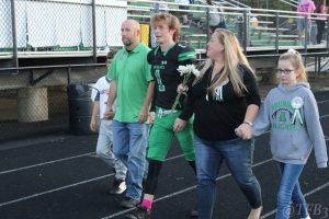 Arundel Football vs. Old Mill Senior Night 10-11-19