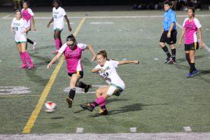 Varsity Girls Soccer vs Northeast 10-7-19
