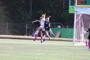 Varsity Girls Soccer vs South River 10-10-19