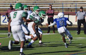 Arundel JV Football vs. Annapolis – 10-18-2019