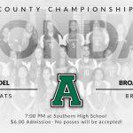 AVB at the County Championship!