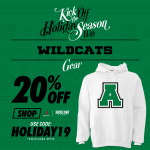 HOLIDAY SHOPPING AT Arundel Sideline Store