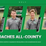 Golf Coaches All-County
