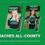 Cheer Coaches All-County