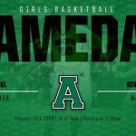 Gameday: Girls Basketball