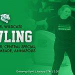 Unified Bowling at Greenway Bowl