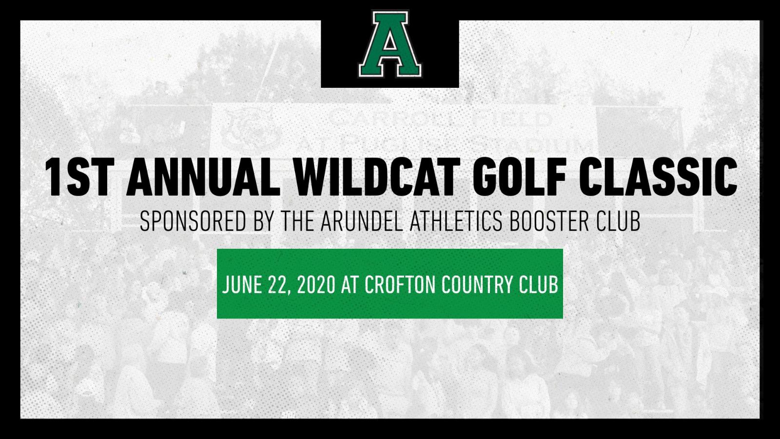 1st Annual Wildcat Golf Classic