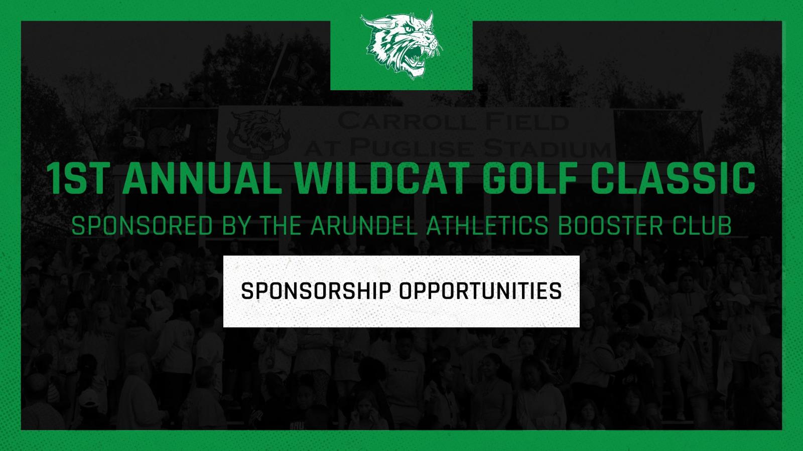 Booster Club Golf Sponsorships