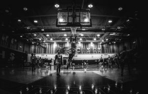 Boys Basketball vs NCHS 1/14/20 Courtesy of Travis Bonfigli Photography
