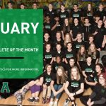 Student-Athlete of the Month: January 2020