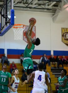 Varsity Boys Basketball vs Old Mill High School 1/28/20 Courtesy of Travis Bonfigli Photography