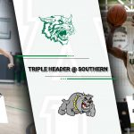 Basketball: Triple Header @ Southern