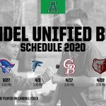 Unified Bocce Schedule Release 2020